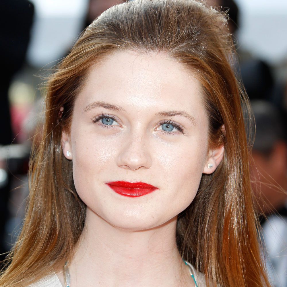 Bonnie Wright at the Mud Premiere