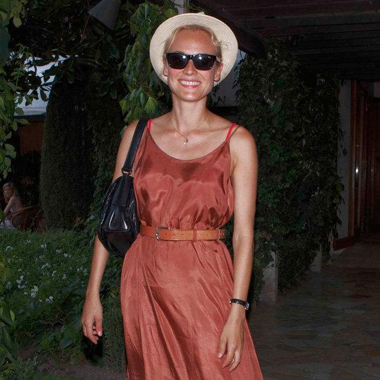 Diane Kruger Fedora