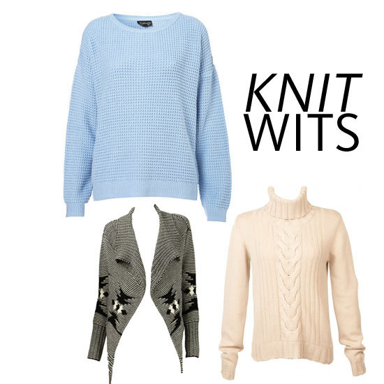 The Essential Winter Wardrobe: Top Ten Oversized Knits