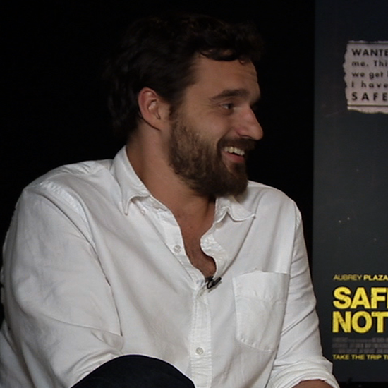 Jake Johnson Safety Not Guaranteed Interview (Video)
