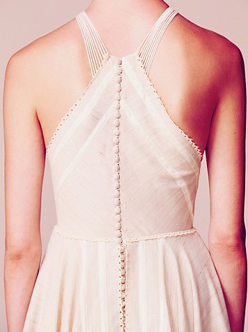 Jill's Limited Edition White Summer Dress ($700)