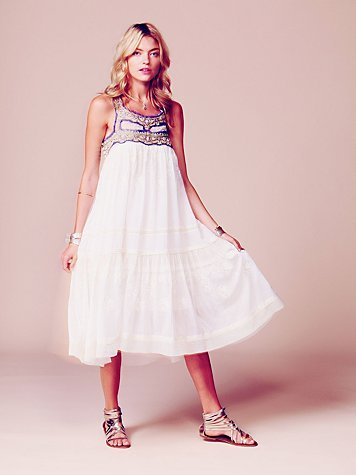 Kristal's Limited Edition White Summer Dress ($450)