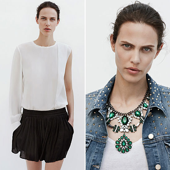 Zara June Lookbook 2012