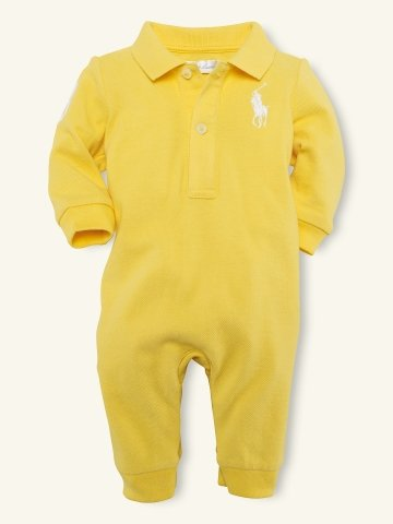 Ralph Lauren Big Pony Coverall ($20)