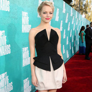 Red-Carpet Dress Pictures MTV Movie Awards 2012
