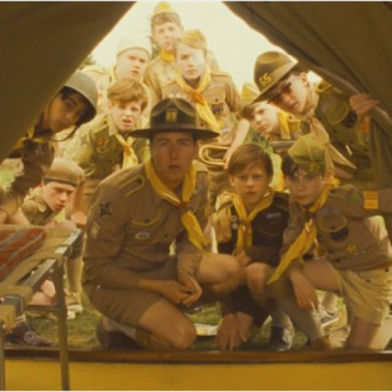Moonrise Kingdom's Set Design Pictures