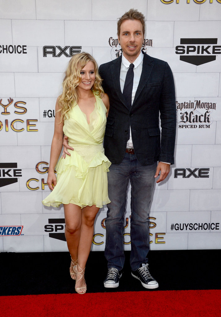 The Guys Choice Awards Brings Out Some of Hollywood's Sexiest Stars