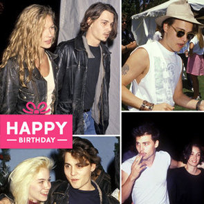 Happy Birthday Johnny Depp! A Look Back At His Life, Loves And Films