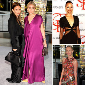 CFDA Awards Red Carpet Pictures 2012