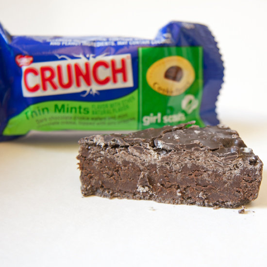 Review of Nestle Crunch Girl Scout Candy Bars