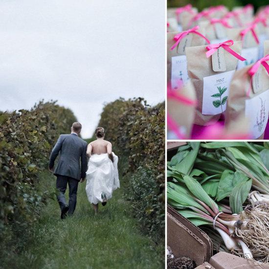Eco Wedding Tips