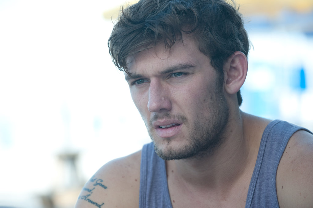 Alex Pettyfer in Magic Mike.