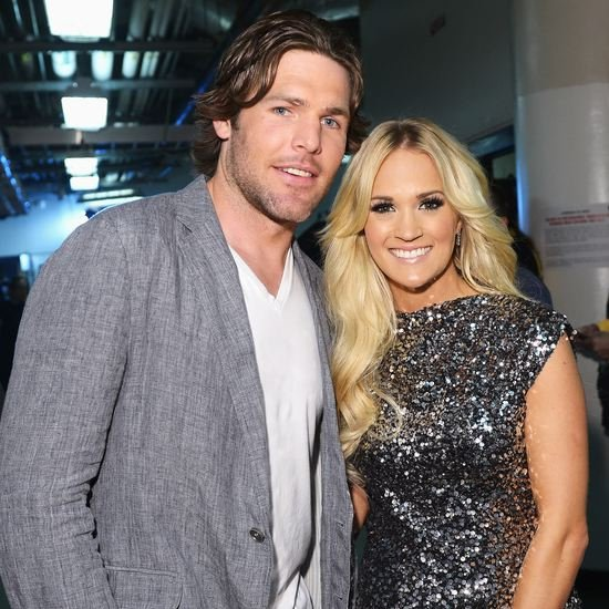 Carrie Underwood and Mike Fisher at 2012 CMT Awards (Video)