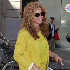 Beyonce Knowles and Jay-Z Pictures in Paris