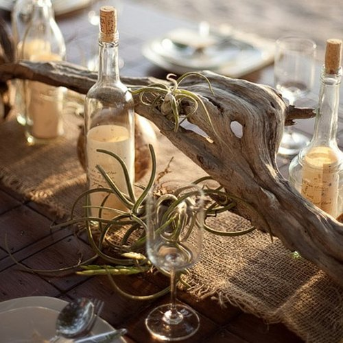 Beach Wedding Decor Inspiration