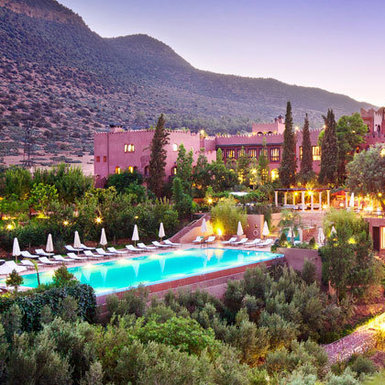 Kasbah Tamadot Hotel Pictures