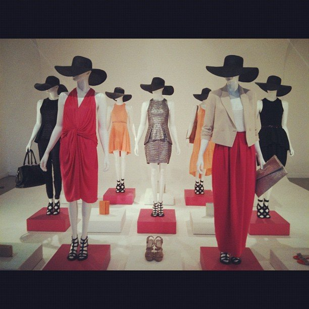 Witchery Spring/Summer 2012-13 = fashion moment.
