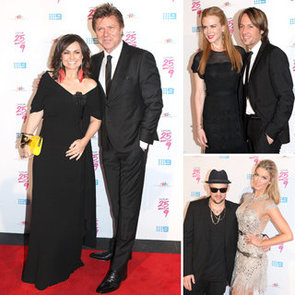 Nicole Kidman, Keith Urban, Seal, Delta Goodrem & More Attend Richard Wilkins 25 Year Anniversary Fundraiser for Downs Syndrome
