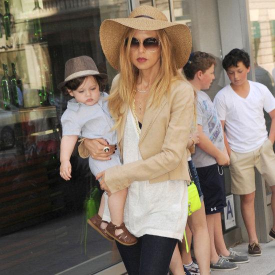 Celebrities Wearing Hats