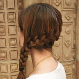 Want to Try Katniss Everdeen's Braid at Home? Our Step by Step Tutorial