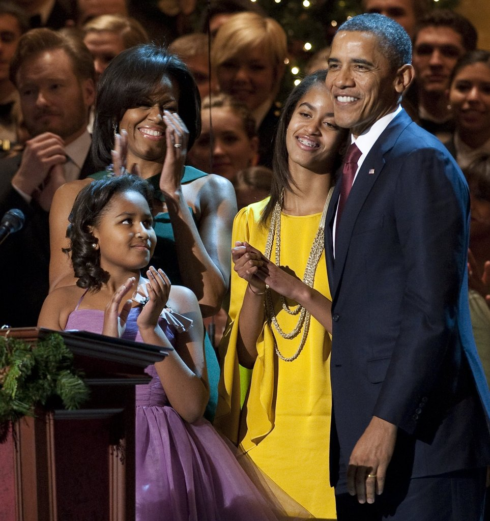 """In his 2008 Father's Day speech, President Obama outlined what makes a father: """"What I've realized is that life doesn't count for much unless you're willing to do your small part to leave our children — all of our children — a better world. Any fool can have a child. That doesn't make you a father. It's the courage to raise a child that makes you a father."""""""