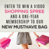Win $1,000 Shopping Spree and 12 Months of the POPSUGAR MustHave Bag!