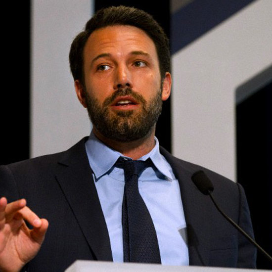 Ben Affleck Congo Initiative Forum in DC