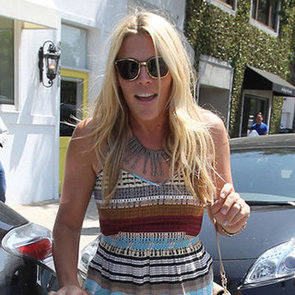 Busy Philipps Tribal Dress