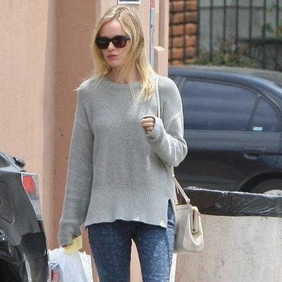 Kate Bosworth Printed Skinny Jeans