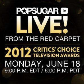 Watch Critics Choice Television Awards Live
