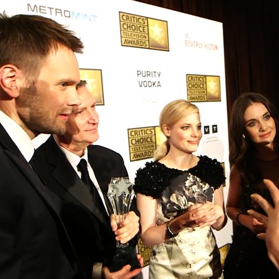 Community Wins Comedy Series Critics Choice (Video)