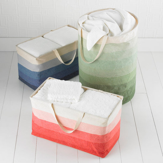 Pretty Laundry Bags, Hampers, and Bins