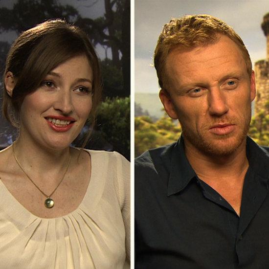 Brave Stars Interviews [Video]
