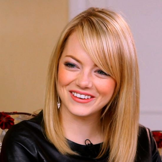 Emma Stone Interview For The Amazing Spider-Man (Video)