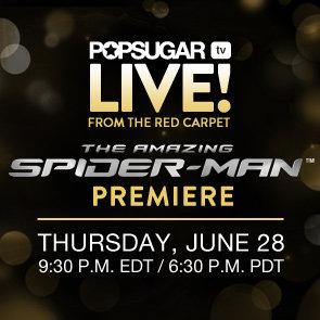 The Amazing Spider-Man Premiere