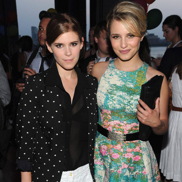 Coach Summer Party Celebrity Pictures: Dianna Agron, Anna Kendrick and More