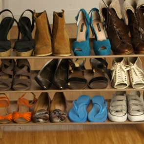How To Organize Your Shoes Like a Pro: Watch Our Quick How-To Video