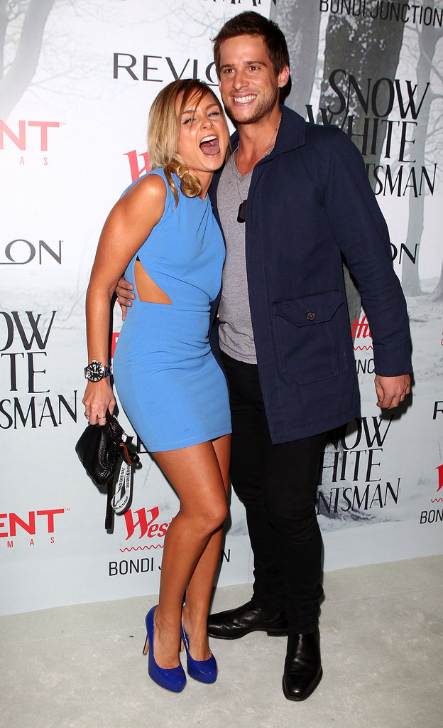Marni Little and Dan Ewing