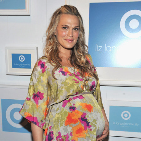 Molly Sims Gives Birth to a Baby Boy