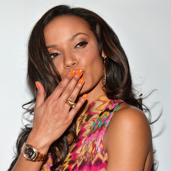 Nail Polish Trend: Tangerine and Red-Orange