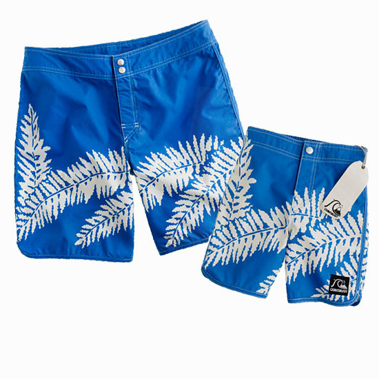 J.Crew Boardshorts For Dads and Their Boys