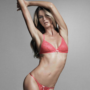 Gisele Bundchen Shows Off Her Pre-Baby Body for Hope Lingerie: So Sexy!