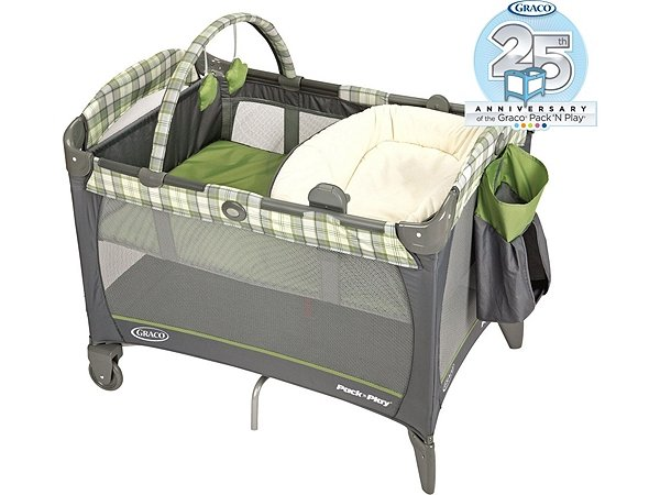 2012: Graco Introduces the 25th Anniversary Reversible Napper & Changer