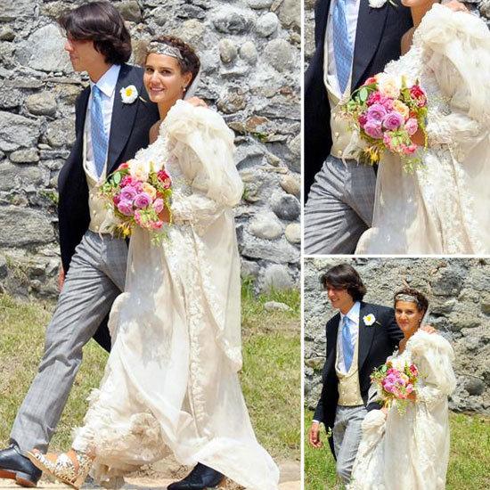 Margherita Missoni Wedding Photos