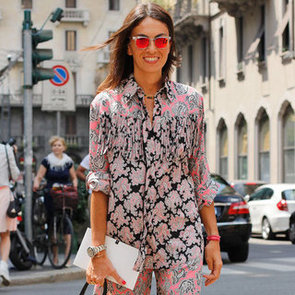 Best Street Style Snaps from 2013 Spring Summer Menswear Milan Fashion Week: See the Fab Front Row Outfits!