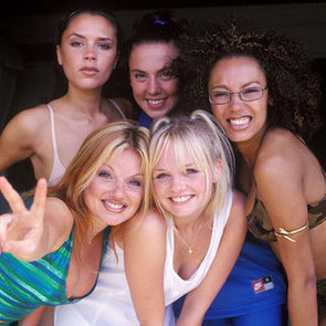 Spice Girls Pictures Through the Years