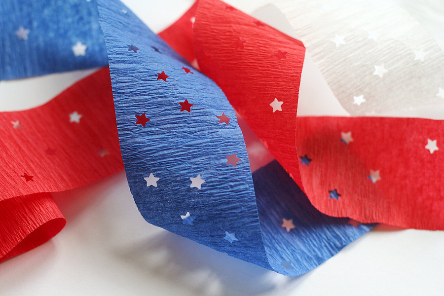 Stars and Streamers