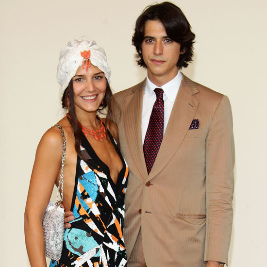 Pictures of Margherita Missoni at the 2013 Spring Summer Menswear Missoni Fashion Show: Snoop her Style from all angles