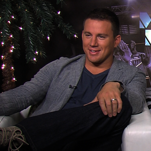 Channing Tatum and Matthew McConaughey Relive Their Night Out at a Male Strip Club!