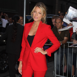 Blake Lively Savages Premiere Style (Video)